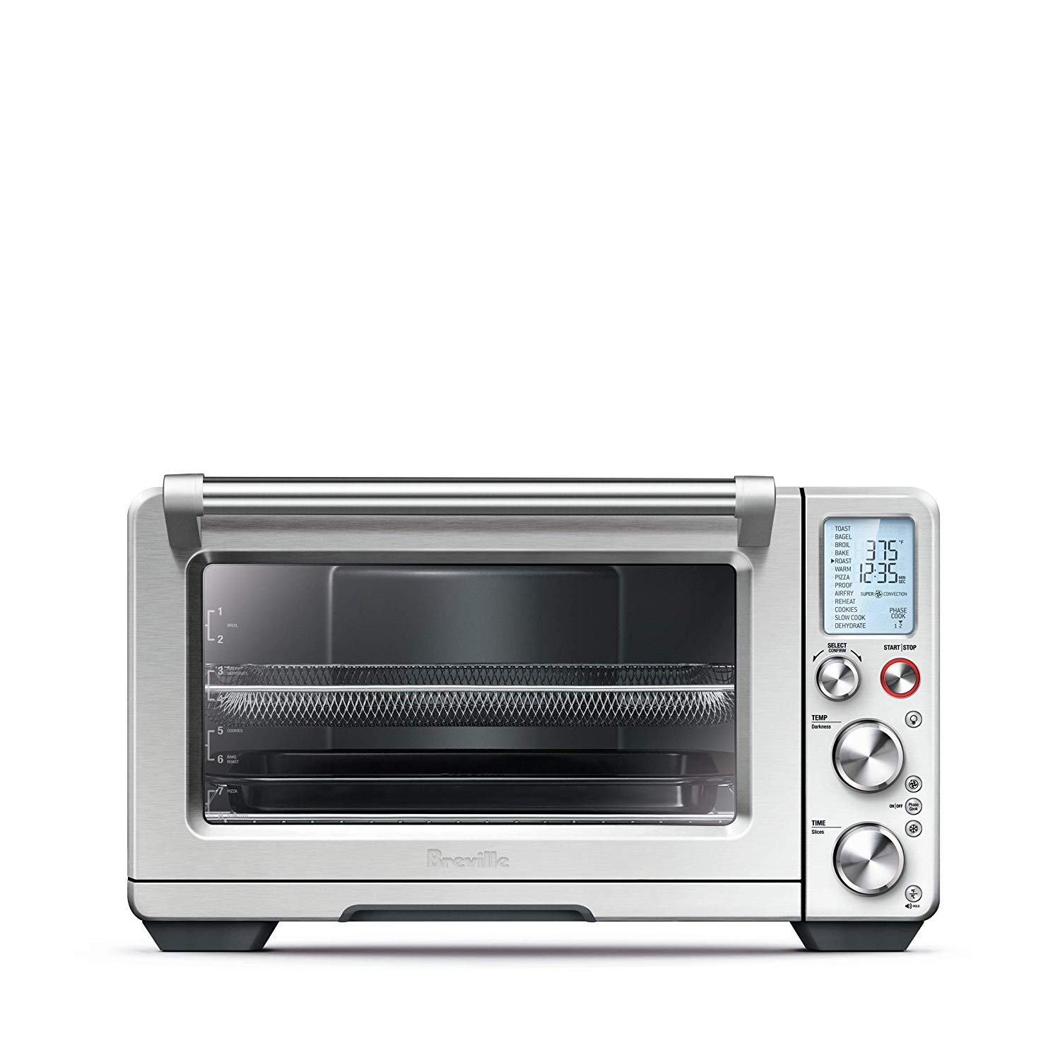 Breville BOV900 BSS Convection and Air Fry Smart Oven