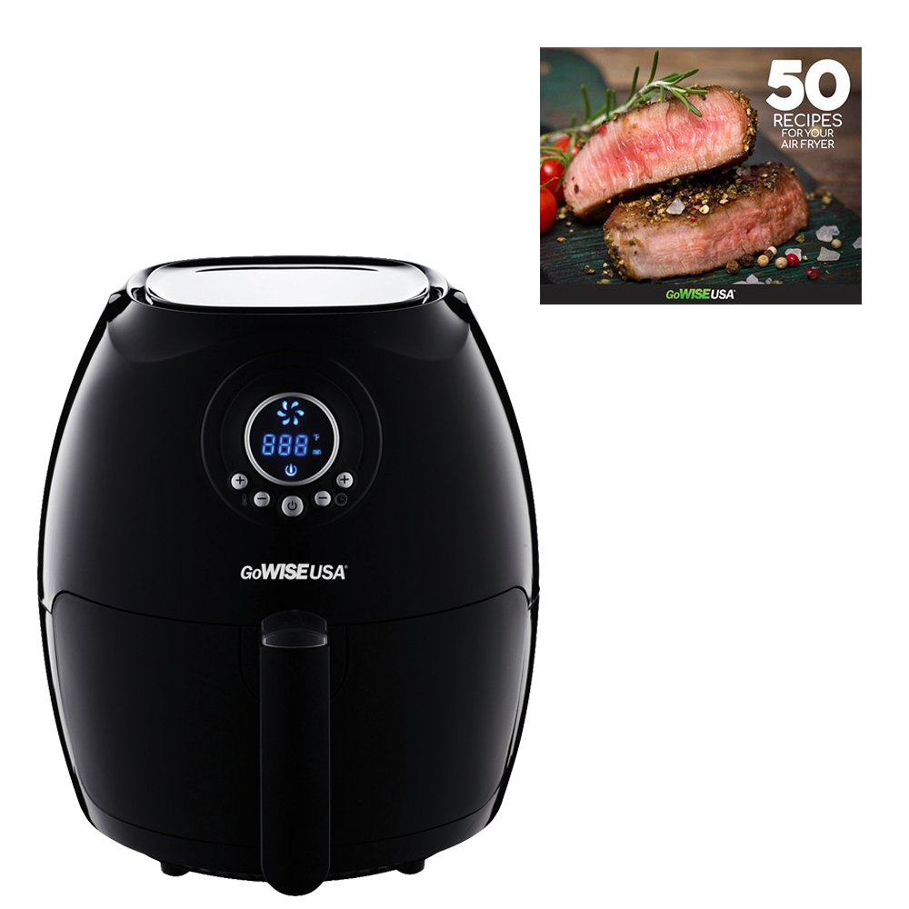 GO WISE USA 2.75 QUART AIR FRYER