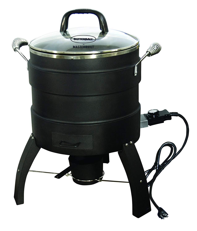 Masterbuilt MB23010809 Oil-Free Roaster Electric Fryer