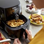 Cooking Preheat Food in an Air Fryer