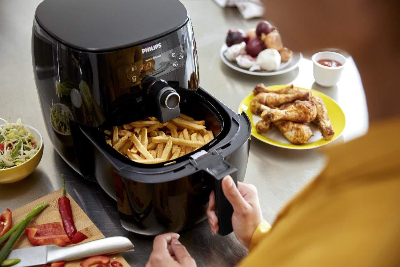 Cooking Preheat Food in an Air Fryer