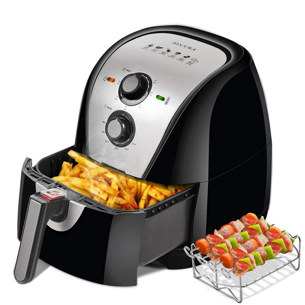 Secura Air Fryer XL 5.3 Quart