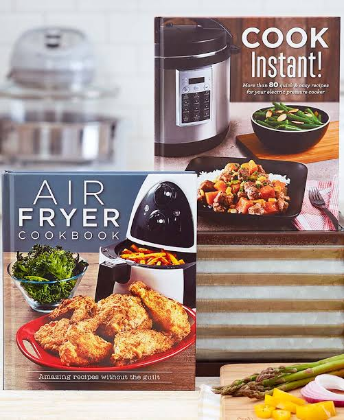 12 Best Air Fryer Cookbooks for Amazing Recipes